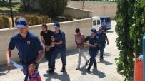 Karaman'da Kablo Çaldıkları İleri Sürülen 2 Şahıs Tutuklandı