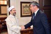 SAHIH - Kazakistan'la Diyanet Alanında İşbirliği