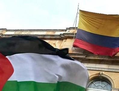 Kolombiya Filistin devletini tanıdı