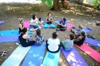 YOGA EĞİTMENİ - Koruyucu Aileler Ormana'da Kamp Yaptı