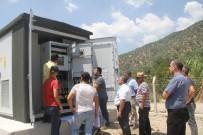 ENERJİ SANTRALİ - Kuyucak Belediyesi Kendi Enerjisini Kendi Üretmeye Başladı