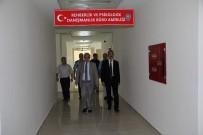 MUSTAFA HAKAN GÜVENÇER - Manisa İl Emniyet Müdürlüğü Yeni Hizmet Binasına Taşınacak