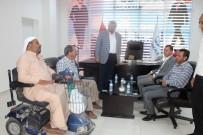 ŞANLIURFA MİLLETVEKİLİ - Milletvekili Özşavlı'dan Başkan Ayhan'a Ziyaret