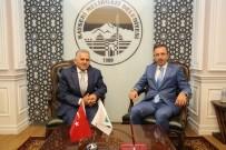 ELEKTRİK ÜRETİMİ - Nevşehir Belediye Başkanı Atilla Seçen, 'Referans Belediye Melikgazi'de'