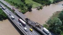 Ordu'da Metrekareye 108 Kilo Yağmur Düştü