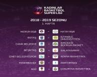 FIKSTÜR - Potada 2018-2019 Sezonu Fikstürü Çekildi