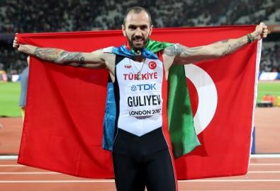 Ramil Guliyev Avrupa Şampiyonu