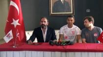 GENÇLERBIRLIĞI - Sivasspor, Yeni Futbolcularını Tanıttı