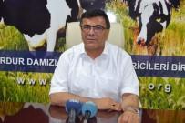 Süt Üreticilerinin 1,3 Süt-Yem Paritesinin Korunması İsteği
