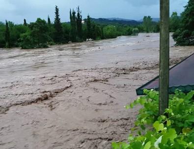 Tarım Bakanlığı'ndan sel felaketi açıklaması