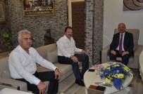 Mehmet Yiğiner - TBMM Başkanvekili Gök'ten Ankaragücü'ne Destek
