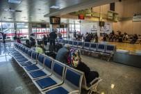 UÇAK TRAFİĞİ - Temmuz Ayında Erzurum Havalimanı'nda 119 Bin 106 Yolcuya Hizmet Verildi