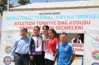 MUHAMMET ÖNDER - Türkiye Dağ Koşusu Şampiyonası Murat Dağı'nda Yapıldı