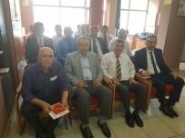 MISYON - Türkiye Gazetesi Genel Müdürü Gümüşer, Kastamonu'yu Ziyaret Etti