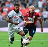 FATIH AKSOY - UEFA Avrupa Ligi Açıklaması Beşiktaş Açıklaması 1 - Lask Linz Açıklaması 0 (İlk Yarı)