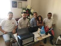 BELEDIYE İŞ - Ülkü Ocakları Üniversite Adaylarına Tercih Danışmanlığı Yapıyor