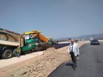 SOMA - Vali Güvençer, İzmir-İstanbul Otoyolu İnşaatını İnceledi