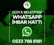 WHATSAPP - Whatsapp İhbar Hattına İlgi Büyük