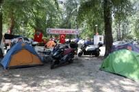 81 İlden Motorcular Edirne'de Buluştu