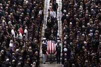 KANSER HASTALIĞI - ABD'li Senatör Mccain'in Cenaze Töreni Düzenlendi