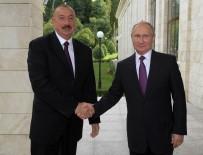 DAĞLIK KARABAĞ - Aliyev İle Putin Soçi'de Görüştü