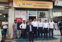 İBRAHIM AYDEMIR - Aydemir Açıklaması 'Erzurum Kardeşlik Coğrafyasıdır'