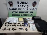 DİJİTAL TERAZİ - Azılı Otomobil Hırsızları Tutuklandı