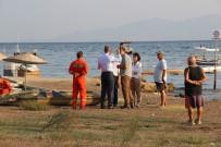 FUEL OIL - Bakanlık Yetkilileri Foça'da