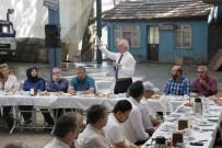 GÖLGELI - Başkan Saraçoğlu Açıklaması Sorunların Üstesinden Hep Birlikte Geleceğiz