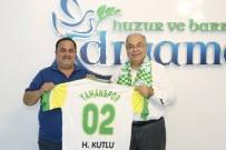 ADıYAMANSPOR - Başkan Vural, Başkan Kutlu İle Bir Araya Geldi