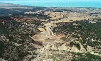 BÜYÜKŞEHİR YASASI - Beyşehir'de 250 Hektar Tarım Alanı Daha Suya Kavuşuyor