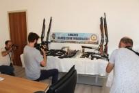 CEPHANELİK - Bu Silahların Çoğu Düğünlerden Çıktı