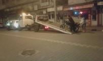 Burhaniyeli Genç Çift Motosiklet Kazasında Hayatını Kaybetti