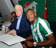 ALİ AY - Bursaspor Yeni Transferlerini Tanıttı