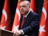 KARA HARP OKULU - Cumhurbaşkanı Erdoğan'dan iki teğmene jest!