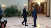 RESMİ TÖREN - Cumhurbaşkanı Erdoğan Kırgızistan'da