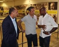 ALI KOÇ - Fenerbahçe'de Futbolcuları Ali Koç Karşıladı