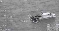 FETÖ'cüleri taşıyan tekne alabora oldu!