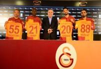 YASIN ÖZTEKIN - Galatasaray 7 Transfer Yaptı, 13 Gönderdi