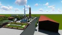 Güroymak'a Kent Meydanı Yapılıyor