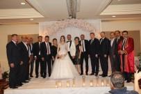 ESKİ MİLLETVEKİLİ - Hekimoğlu'nun Nikahı Spor, Sanat, Siyaset Ve İş Dünyasını Bir Araya Getirdi