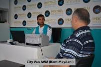 ŞEREFIYE - İpekyolu Belediyesi'nin 'Mobil İpek Masa Hizmet Aracı' Hizmette