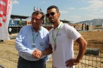 Kenan Sofuoğlu, Dünya Motokros Şampiyonası İçin Afyon'a Geldi