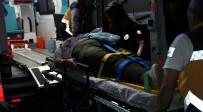 Kilis'te Trafik Kazası Açıklaması 2'Si Ağır 4 Yaralı