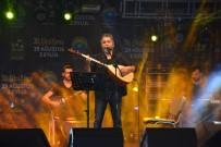 KERKÜK - Korkuteli'de Ali Kınık Konseri