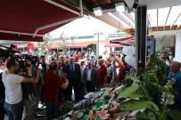 BALIKÇI ESNAFI - Kumkapı, Balıkçılar Çarşısı'na Kavuştu