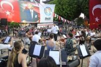 ORKESTRA ŞEFİ - MDOB Sanatçılarından Mezitli Sahilinde Muhteşem Konser