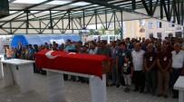 Mersin'de Vefat Eden Polis, Niğde'de Toprağa Verildi