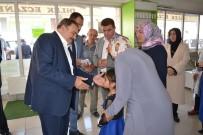 Milletvekili Eroğlu'ndan Baba Ocağı Şuhut'ta Esnaf Ziyareti