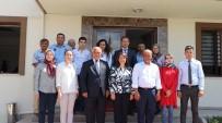 SAĞLIK OCAĞI - Milletvekili Günay, EİYAP Kapsamında Köyleri Geziyor